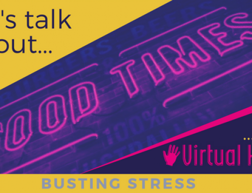 Stress Busting – Coping With Overwhelm In the Workplace