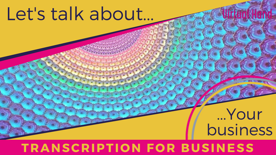 transcription for business