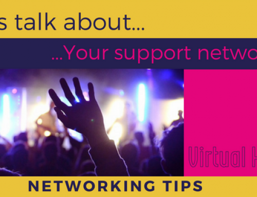 Networking Tips to get the most from your investment
