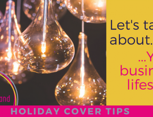 Holiday Cover For Business Owners Tips