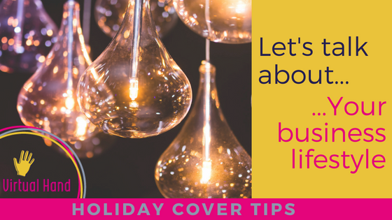 holiday cover business tips