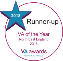 VA of the Year North East - runner up