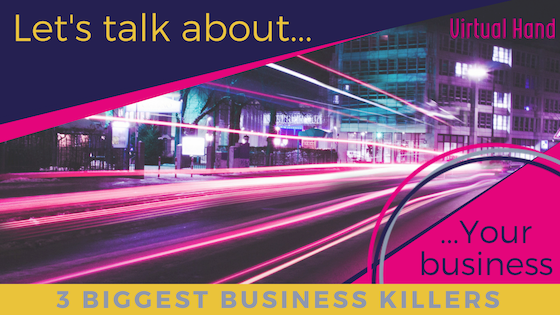 biggest business killers