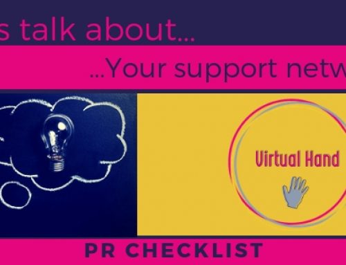 Not to be missed by any business wanting to get noticed: PR Checklist