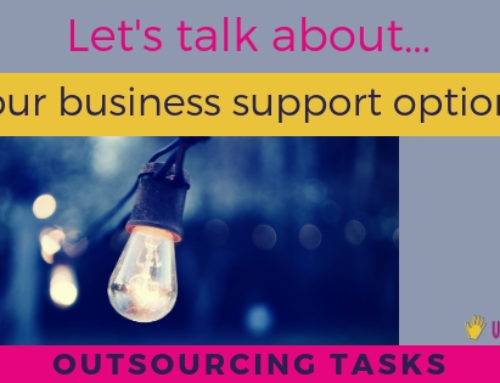 What can business owners outsource?