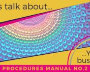 procedures manual