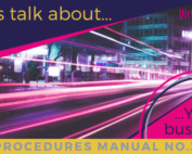 processes and procedures manual