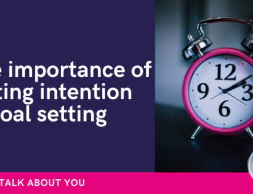The importance of intention in goal setting