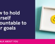 accountability when goal setting