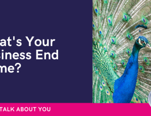 Business goals: Why you need a clear business end game