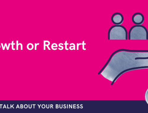 Is your business at the growth or restart phase?