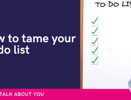 How to tame your to-do list