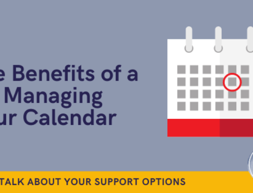 The benefits of letting a Virtual Assistant manage your calendar for you