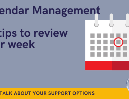 Calendar Management – 10 tips to effectively review your week