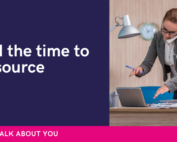 time to outsource