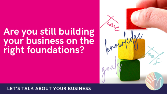 building your business
